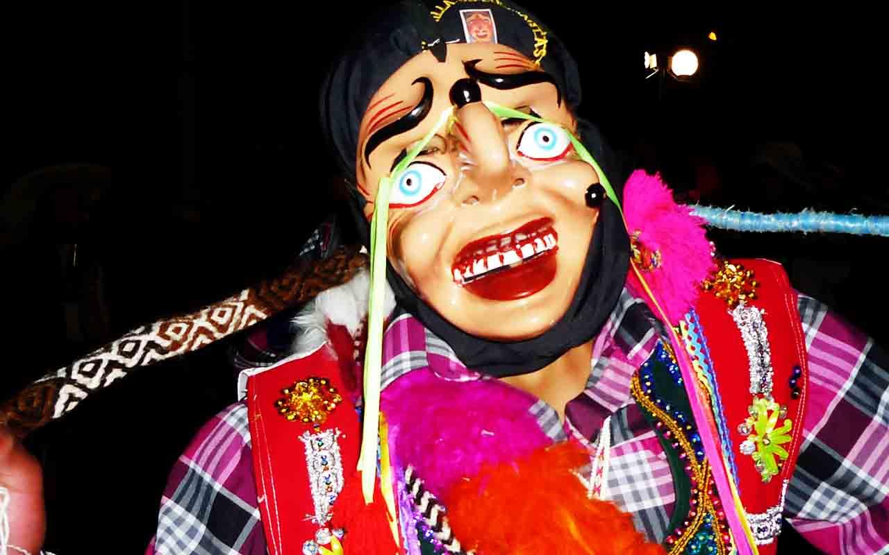 peruvian folklore trip peru