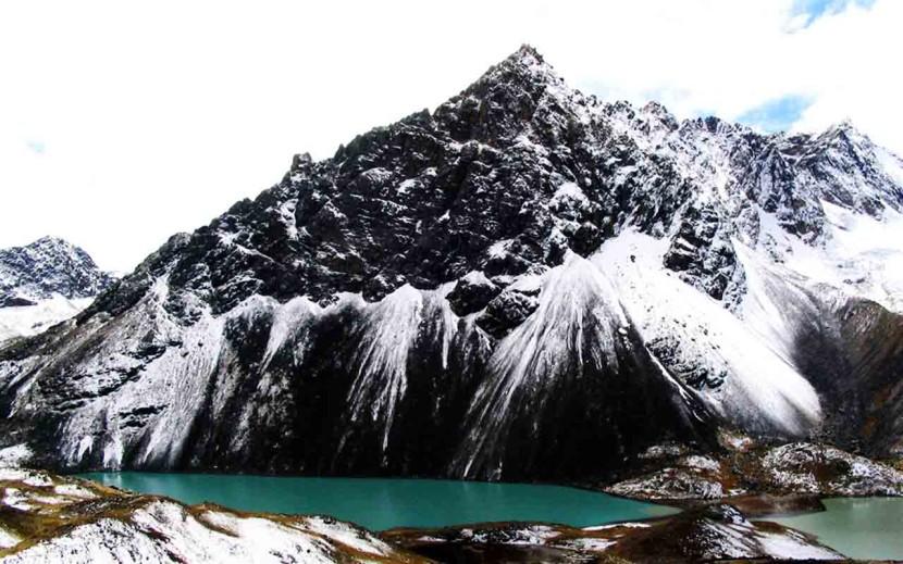 Enchanted Mountain - trip peru