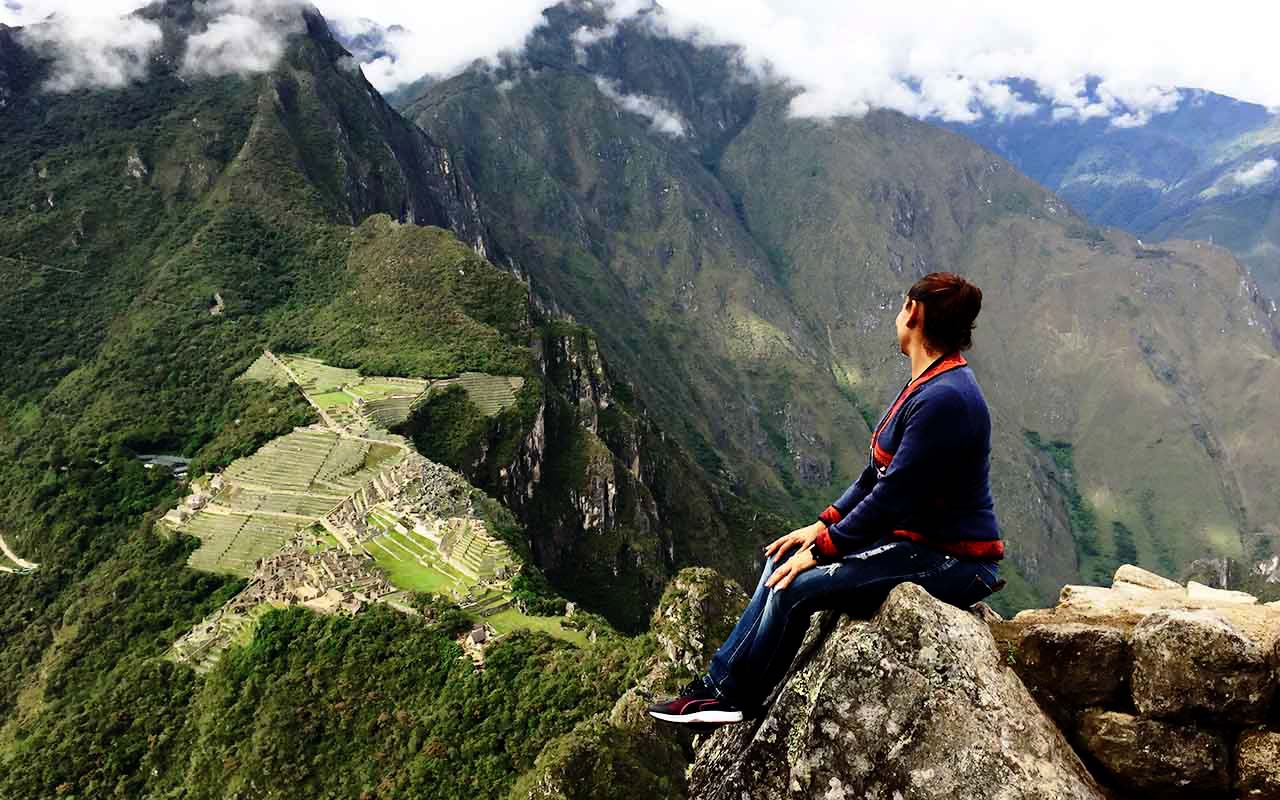 Inka Trail to Machu Picchu