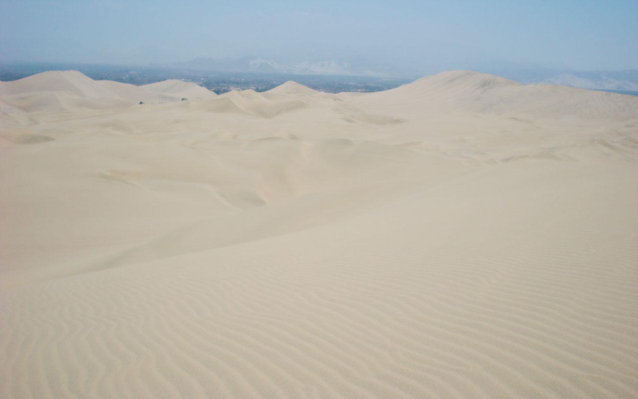 dune - trip peru